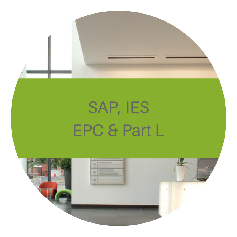 SAP, IES, EPC & Part L