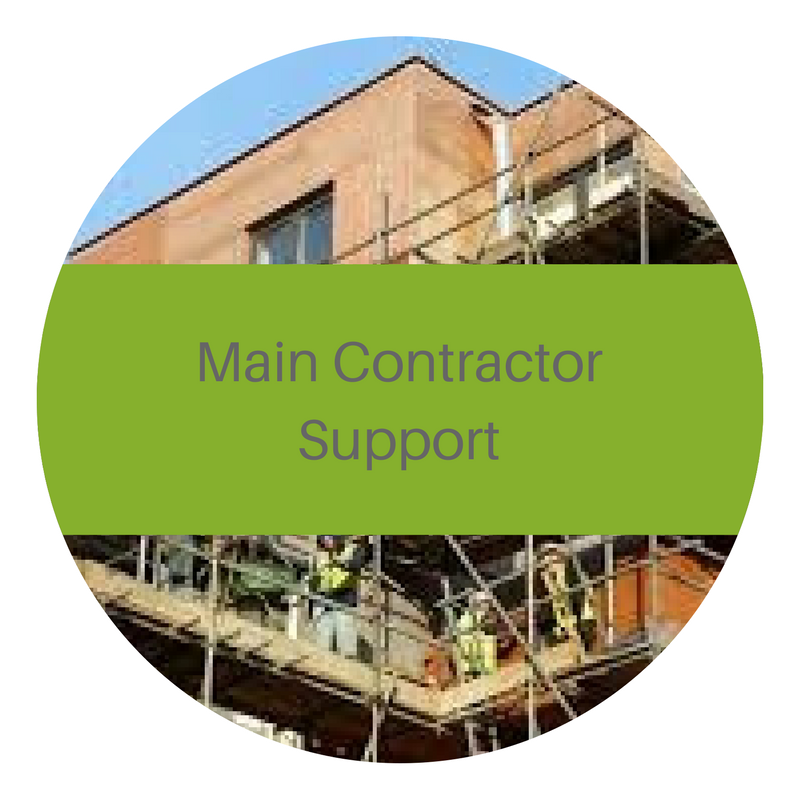 Main Contractor Support